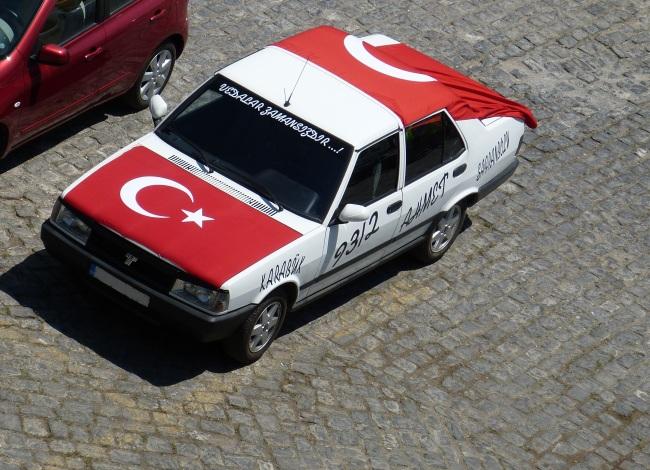 Wohin rollt die Türkei?; Foto: Dieter Schütz via Pixelio.de