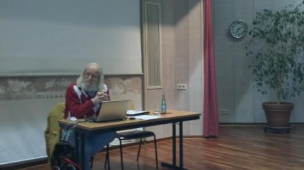 Werner Rätz referierte in Dortmund zum Thema TiSA; Fotos (3): C.-D.Stille