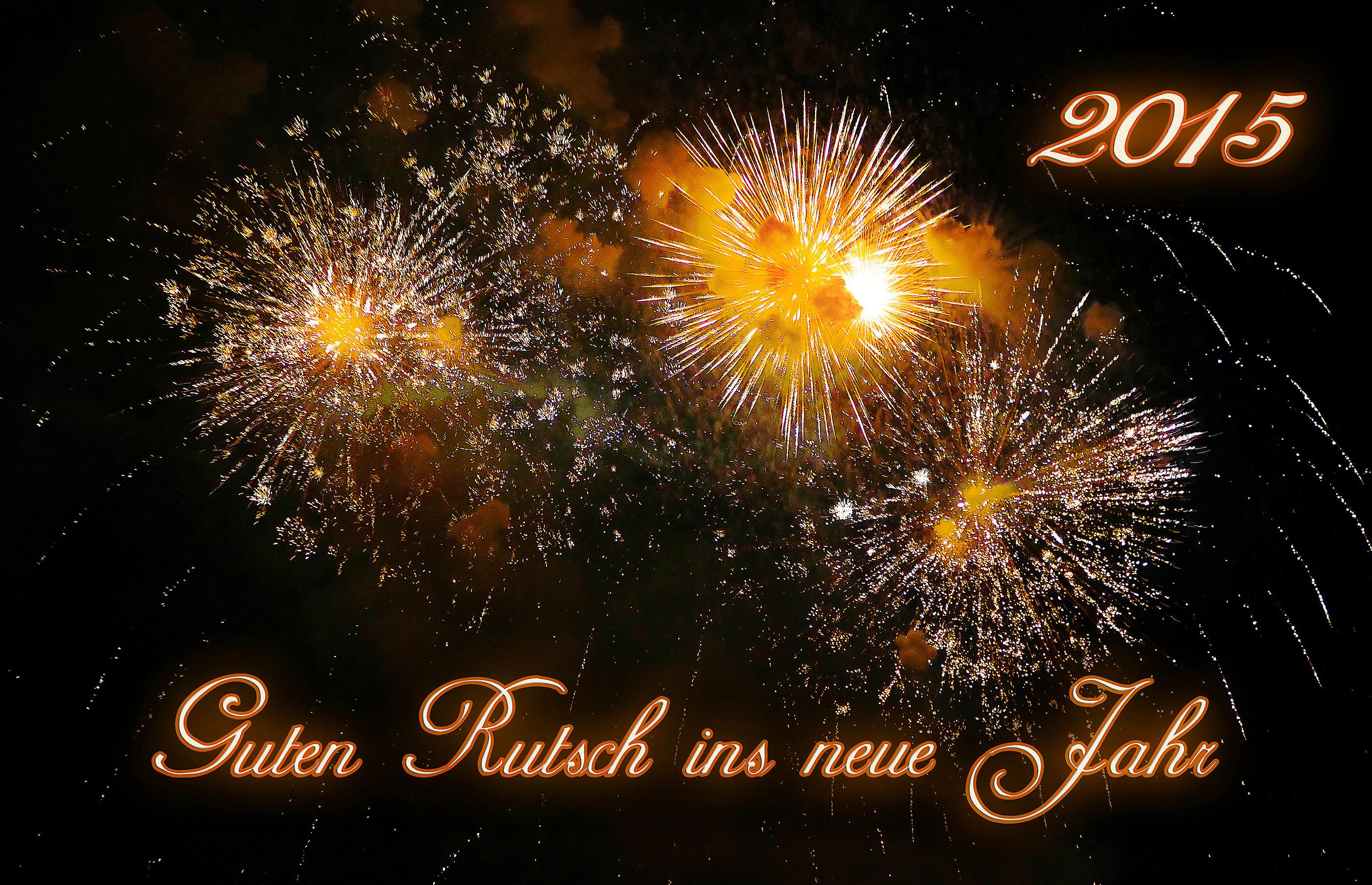 An die Leserinnen und Leser: Wünsche zu Weihnachten und das neue ...