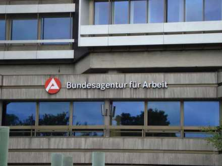Bundesagentur für Arbeit Bild: privat