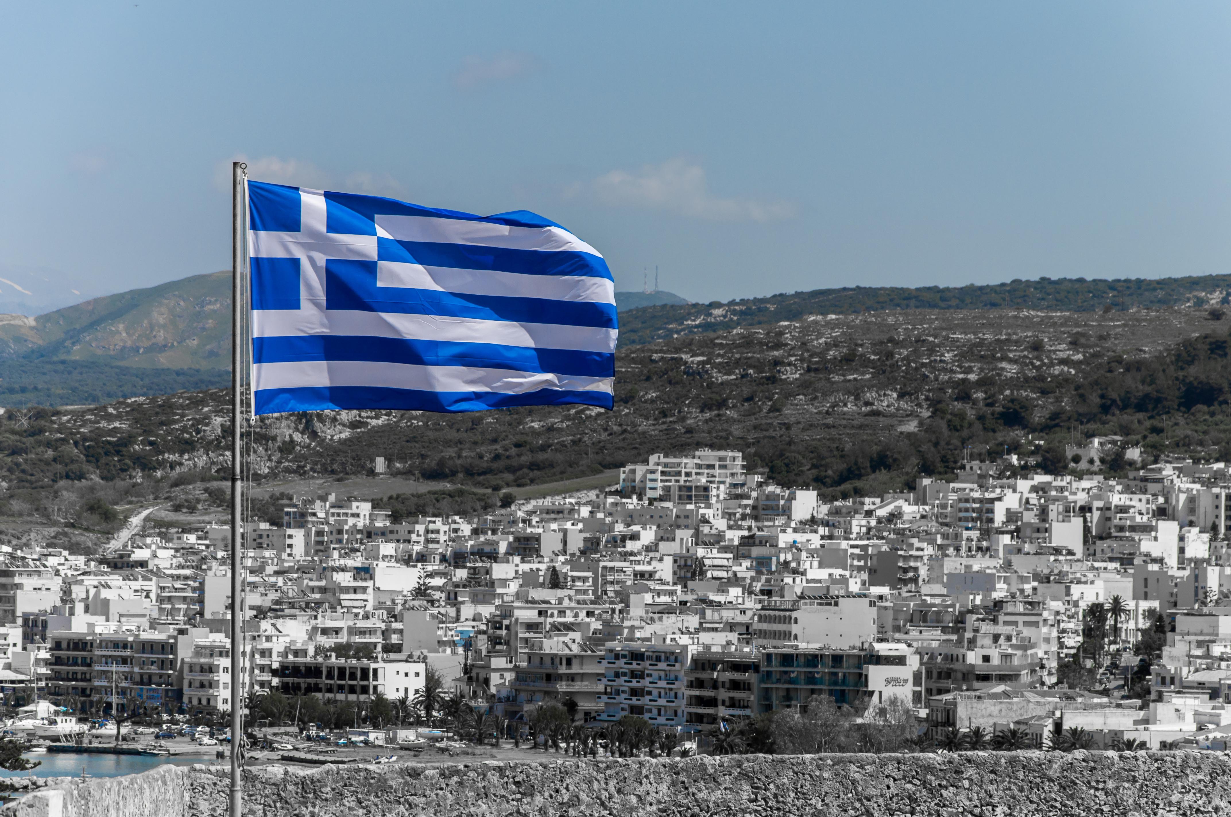 Am Umgang mit Griechenland wird sich erweisen, ob die EU Bestand haben wird; Foto. Gerd Fischer via Pixelio.de