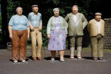 """Senioren in """"organsierter Harmlosigkeit"""" für 60 Euro im Jahr? Rechtsberatung kostet extra. Foto: Thamas Marx via Pixelio.de"""