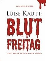 Buchcover Blutfreitag via Book on Demand