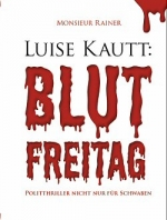 Buchcover Blutfreitag via Book on Demand