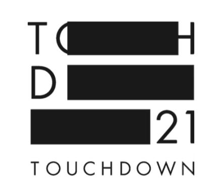 Das Logo von TOUCHDOWN21 via Pressemeldung Katja de Bragança