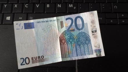 In Dortmund wird heute um den Euro gestritten. Foto: C.-D. Stille