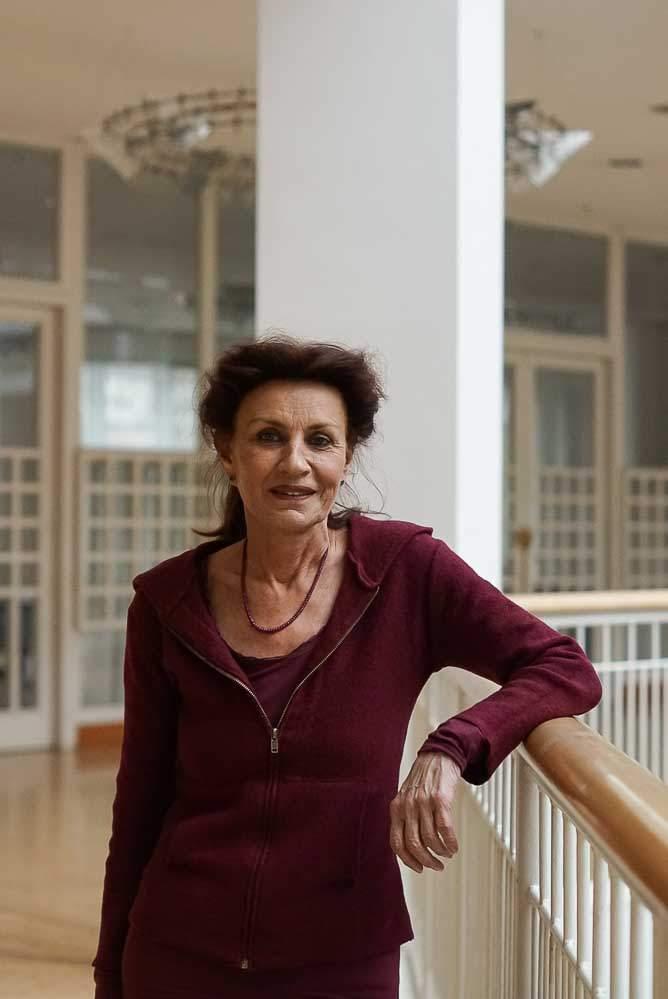 Ulla Jelpke (MdB DIE LINKE).