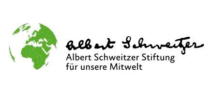 Logo via Albert-Schweitzer-Stiftung.