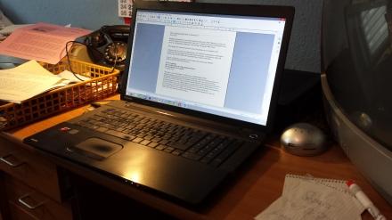 Wie fast jede technische Erfindung machen auch Computer gute und weniger gute, bis negative, Dinge möglich; Foto: C.-D. Stille