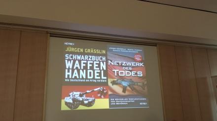 Buchtitel von Jürgen Grässlin.