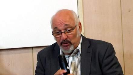 Jürgen Grässlin ist besorgt über fortschreitende Entdemokratisierung und Rechtsruck. Fotos: C.-D. Stille