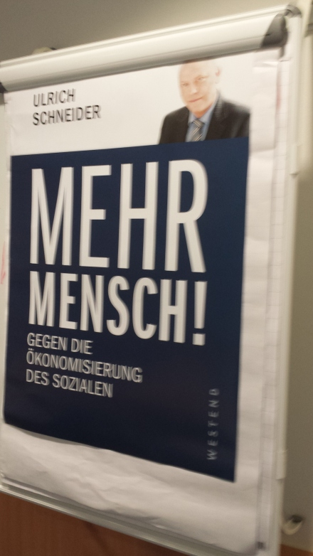 Sachbuch von Ulrich Schneider.