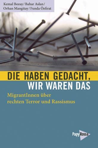Cover des Buches; via PapyRossa Verlag